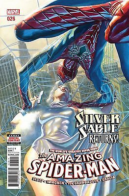 AMAZING SPIDER-MAN #26, New, First printing, Marvel Comics (2017)