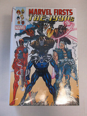Marvel Omnibus HC GN Hard Cover Marvel Firsts The 1990s SEALED