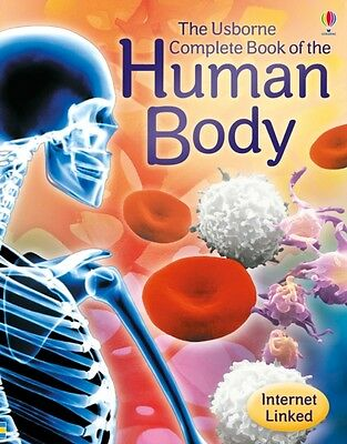 Complete Book of the Human Body (Hardcover), Claybourne, Anna, 9781474902939