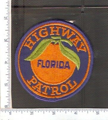 for sale1 vintage police shoulder patch,Florida Highway Patrol.