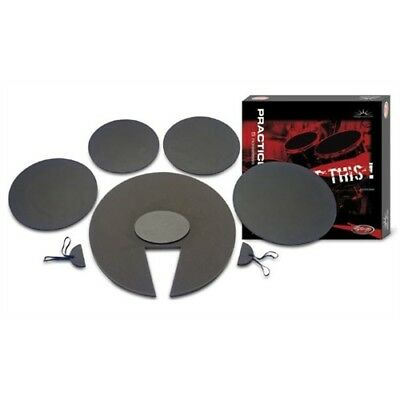 Stagg DF1222 Neoprene Practice Pad Set