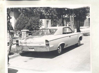 1967 ? Rambler Rebel SST in Mexico ORIGINAL Photograph wy5624