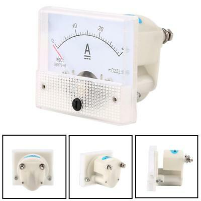 0- 30A DC Ammeter Amp Current Panel Meter Analogue Analog NEW BF