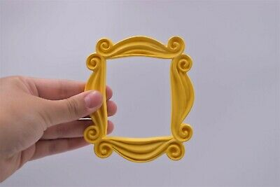 Friends Frame Tv Show Yellow Peephole Frame Mini Frame 4 Inch