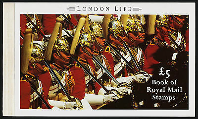 Great Britain BK154 MNH London Life, Horse, Architecture