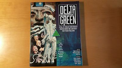 DELTA GREEN - Call of Cthulhu - RPG -  Pagan Publishing