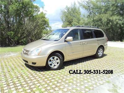 2008 Kia Sedona LX Carfax certified One Florida owner Super clean 2008 Kia Sedona LX Carfax certified One Florida owner Super clean