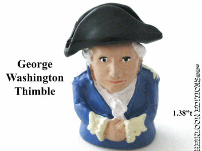 George Washington Thimble