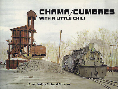 Chama Cumbres with a Little Chili - Richard Dorman