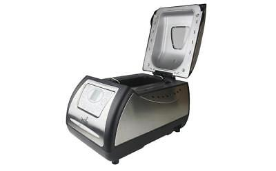 Multi-function Stainless Steel Bread Maker Double Mixing Blade Baking .