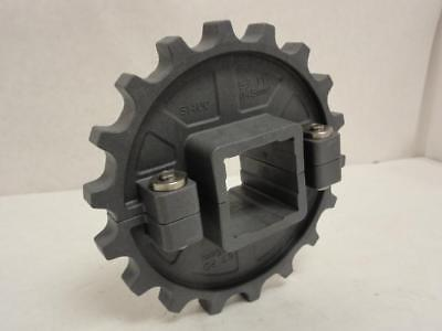 169839 Old-Stock, Intralox S1400-5.7 PD Split Conveyor Sprocket, 18T,  40mm Sq I