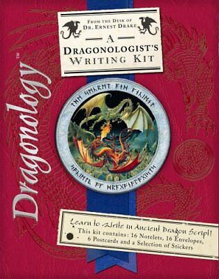 Dragonologists Writing Kit: From the Desk of Dr Ernest Drake, Dugald Steer, New