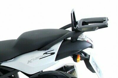 BMW K1300S Alurack for original Luggage rack black Topcase Support Luggage-slide