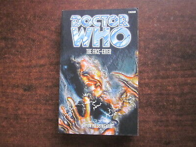THE FACE-EATER DR WHO by Simon Messingham BBC TV 1999 Softcover Book