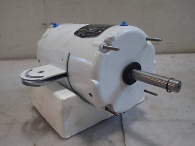 Baldor / Reliance 34K179Y090 Electric Motor 1/2 Hp Frame 56Yz, 3/60/115/230