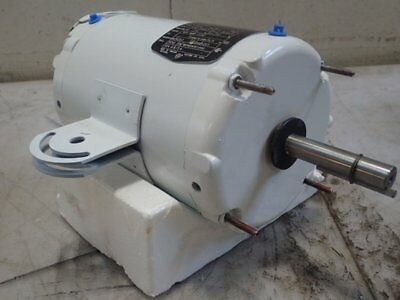 Baldor / Reliance 34K179Y090, Electric Fan  Motor 1/2 Hp, Frame 56Yz