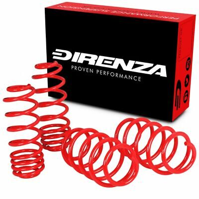 DIRENZA 30MM SPORT LOWERING SPRINGS KIT FOR SEAT LEON ST 110PK AUTO 1.2 1.4 TSi