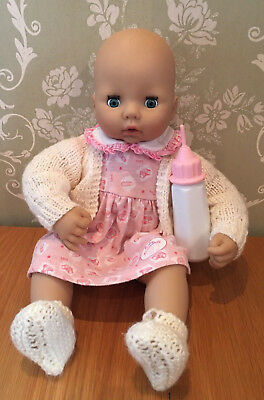 Interactive Baby Annabell Brother Zapf Creation German