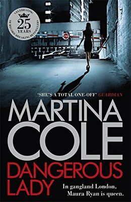 Dangerous Lady, Cole, Martina, Very Good condition, Book