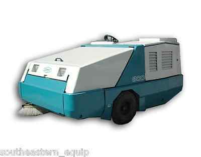 Reconditioned Tennant 800 Diesel Sweeper