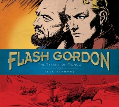 The Complete Flash Gordon Library - The Tyrant of Mongo (Vol. 2) . 9780857683793