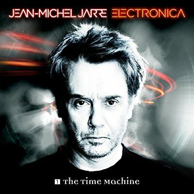 Jarre Jean-Michel-Electronica 1: The Time Machine  CD NEW