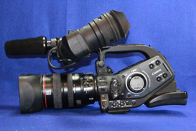 Canon XL H1 Camcorder -  Black (With Lens)