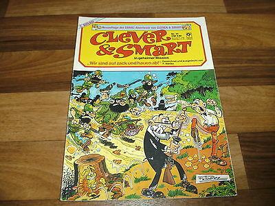 CLEVER & SMART  #  31 -- F. Ibanez 1984