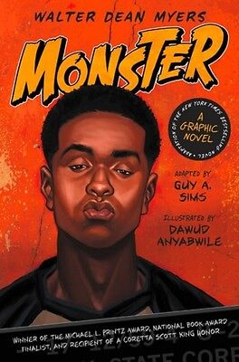Monster: A Graphic Novel (Paperback), Myers, Walter Dean, Anyabwi. 9780062274991