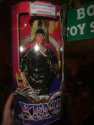 Warlord Xena 12 Inch Collectors Series Figure From Armageddon, Unopened
