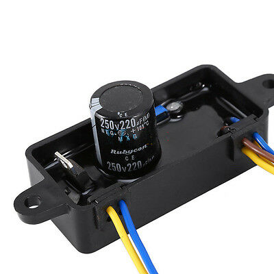 Voltage Regulator Rectifier Single Phase AVR For 2KW-3KW Generator TB