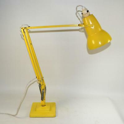 Vintage HERBERT TERRY Anglepoise Lamp Model 1227 Nice Original Example - Rewired