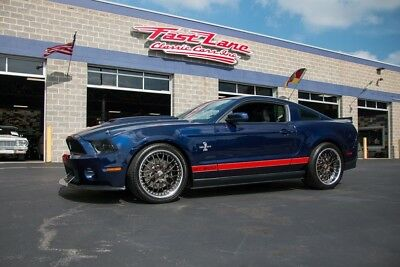 2011 Shelby Mustang GT500 Free Shipping Until December 1
