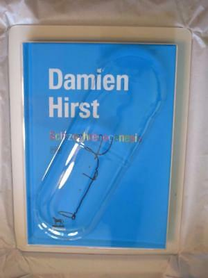 """Damien Hirst """"schizophrenogenesis"""" Signed Edition By Hirst Limited Edtion"""