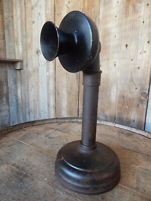 Antique Candlestick Telephone ~ Old Vintage Estate Find Wall Phone Rustic Décor