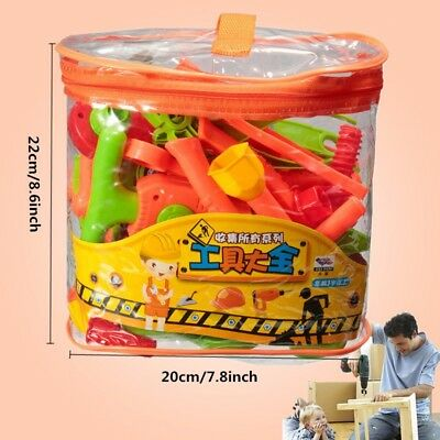 34pcs/set Baby Early Learning&Education Children toys Repair tools Toy