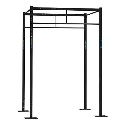Plataforma 4 Barras Estacion Base Estructura Gimnasio Fitness Pull Up Crossfit