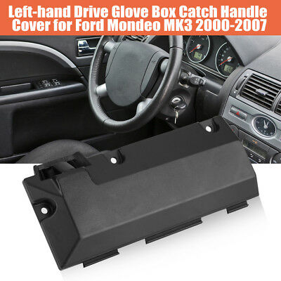 Car ABS Glove Box Catch Handle Cover For Ford Mondeo MK3 2000-2007 Lock Assy DH