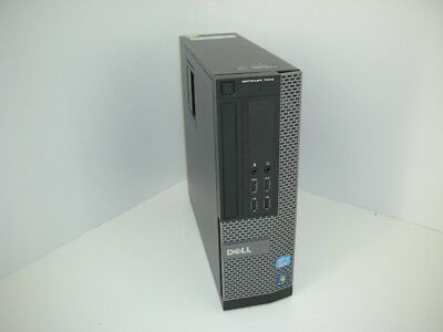 PC Dell Optiplex 7010 Core i5-3550 3,3GHz 4GB 250GB Win10 Pro USB 2x DP