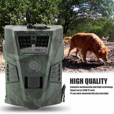 12MP 720P Hunting Camera Outdoor Digital Trail Camera HT-001 Hinterspiel Jagd CN