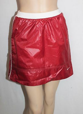 NIKE Brand Women's Girls Junior Dark Red Sportswear Skirt Size S-M BNWT