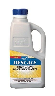 Descale Calcium and Lime Scale Remover - 1 Litre Bathroom & Toilet