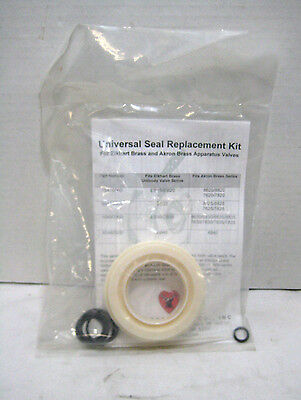 Universal Seal Replacement Kit Elkhart & Akron Brass Apparatus Valves Fire Equip