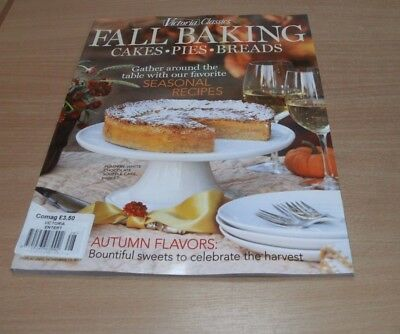 Victoria Classics magazine Fall Baking 2017 Special Issue; Entertaining