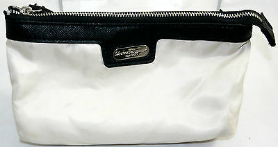 Salvatore Ferragamo Perfume Travel Cosmetic Bag Pouche Sz 8 X 4 X 3  ""