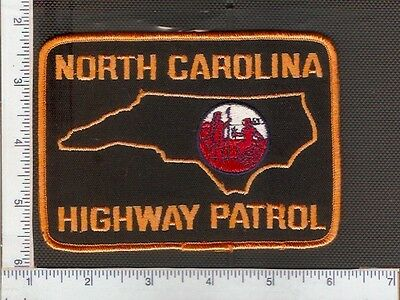 for sale1 vintage police shoulder patch, North Carolina State Police.(Ver.2)