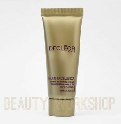 Decleor Baume Excellence Regenerating Night Balm 5ml - T/S
