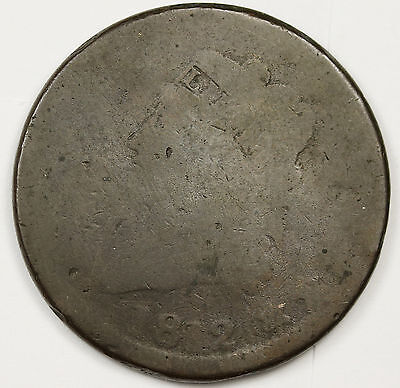 1812 Large Cent.  Circulated.  96473