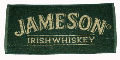 Jameson Irish Whiskey Cotton Bar Towel (pp) New