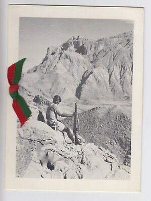 Headquaters Sultan's Armed Forces Muscat Arabia Illustrated Christmas Card